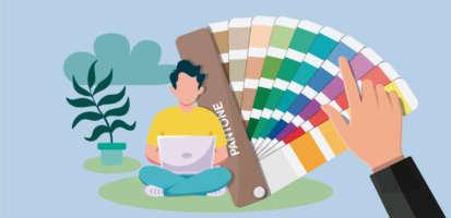 ¿Qué son los colores pantone y cómo utilizarlos en tus proyectos?