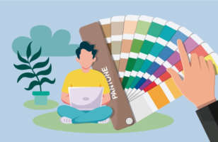 What are pantone colors and how to use them in your projects?