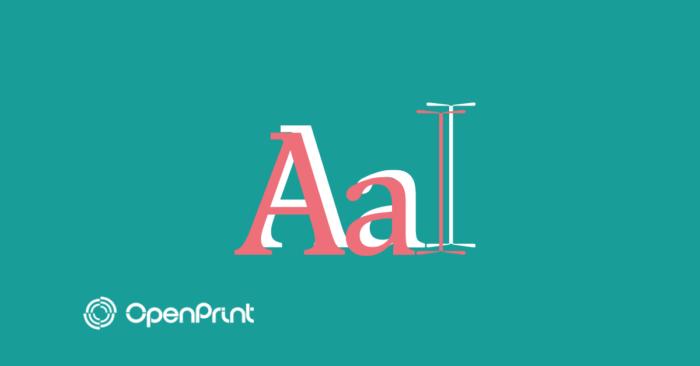 tipografias para carteles